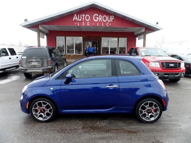 2012 Fiat 500 After a 27-year hiatus from the American market the FIAT is back with a vengeance Fe