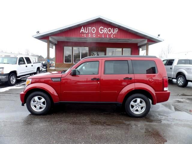 2008 Dodge Nitro Our 2008 Nitro SXT is pure Dodge in mid-sized SUV form It s a solid practical cho