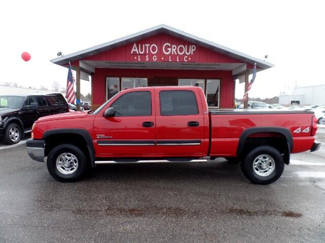2005 Chevrolet Silverado 2500HD This 2005 Silverado 2500HD is a hard truck to beat for those who ne