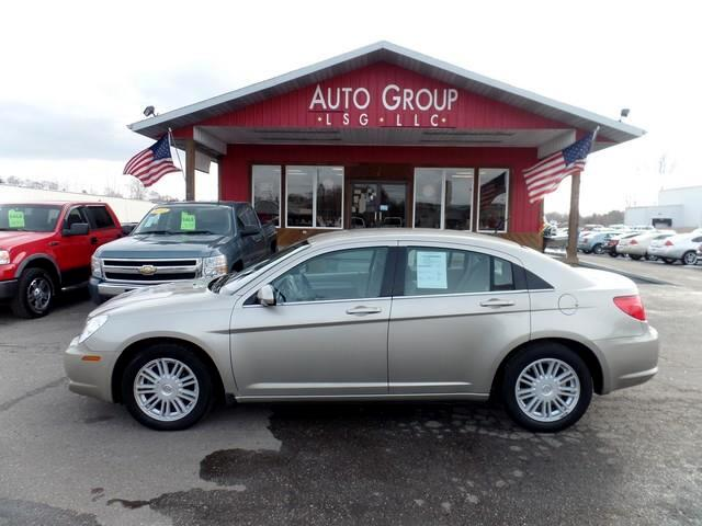 2008 Chrysler Sebring Our 2008 Sebring Touring should be a familiar sight to most drivers by now U