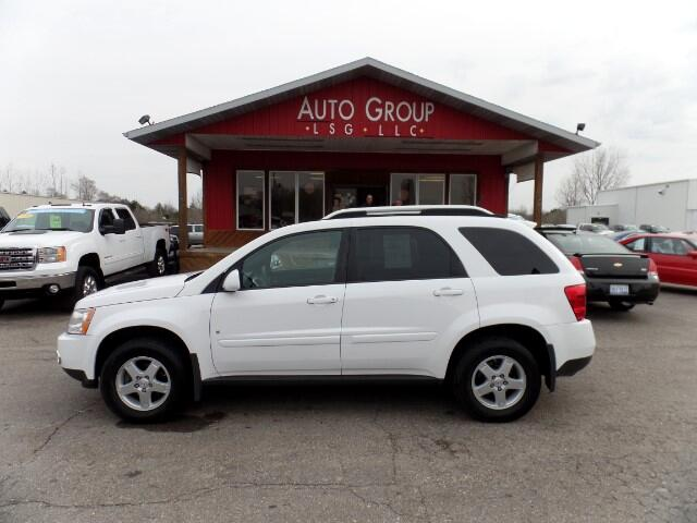 2009 Pontiac Torrent Pontiac is GM s driving excitement Our 2009 Pontiac Torrent is just that and