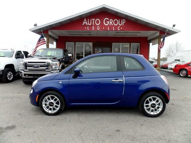 2013 Fiat 500 You love to drive and we know it Italian style Meet our 2013 FIAT 500 and know in a