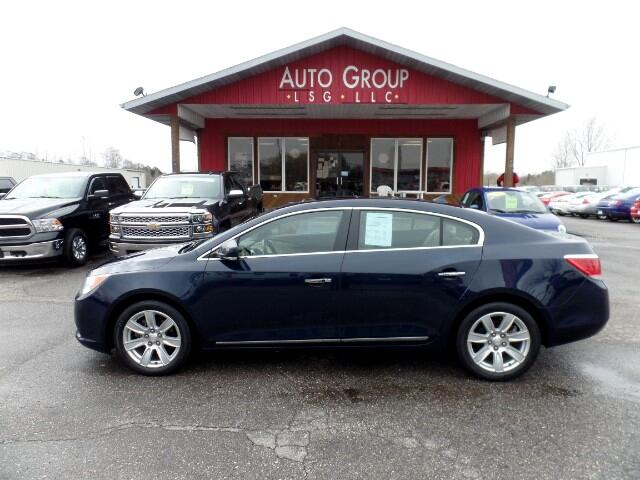 2012 Buick LaCrosse Navigation Harman Kardon Audio Heated and Cooled Leather Seats Heated Steering