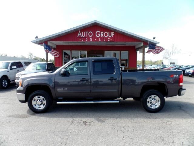 2010 GMC Sierra 2500HD This One Is A BEAUTY If you want a heavy duty pickup you have got to check