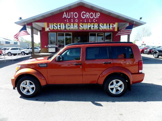 2007 Dodge Nitro If you enjoy rugged looks good value and a capable all-weather vehicle around town