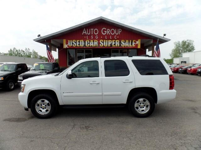 2009 Chevrolet Tahoe This LT is powered by a 310-hp 53-liter V8 engine featuring an Active Fuel Ma