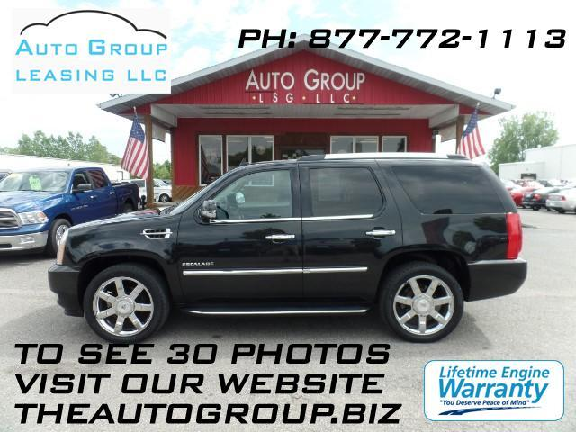 2010 Cadillac Escalade Meet our Cadillac Escalade This beast carries a 62L V8 engine and all whee