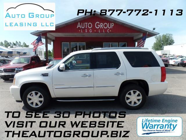 2012 Cadillac Escalade As big as your family activity plans as much Bling as you can take Our 2012