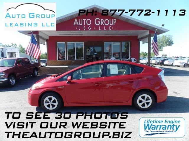 2013 Toyota Prius It our pleasure to introduce our 2013 Prius Three pictured here in sparkling Barc