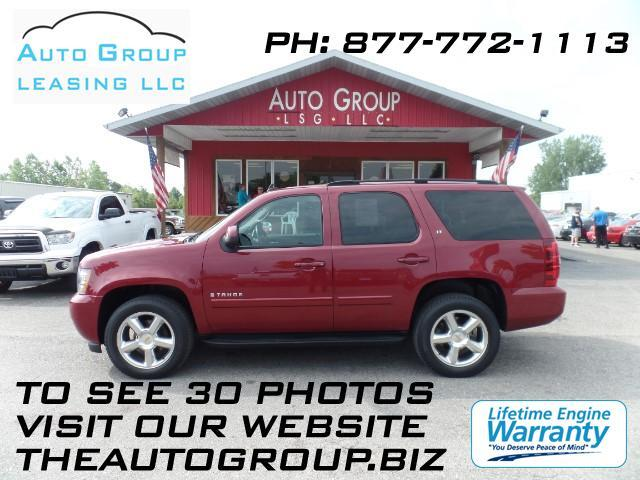 2007 Chevrolet Tahoe This Hot Chevy Tahoe is the ultimate get-you-anywhere vehicle Our LT model ca