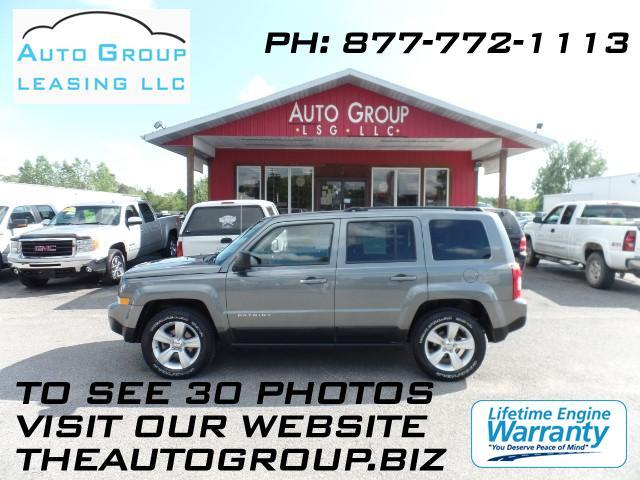 2014 Jeep Patriot Our 2014 Jeep Patriot Sport 4x4 is shown in stunning Mineral Gray Metallic Clear