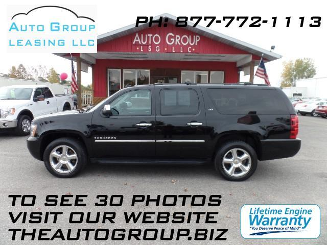 2013 Chevrolet Suburban You have family to move and you need lots of space Our answer The 2013 Ch