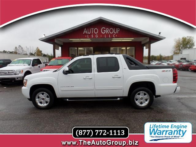 2011 Chevrolet Avalanche The LT badge says it all The Best of the best looks like this It conve