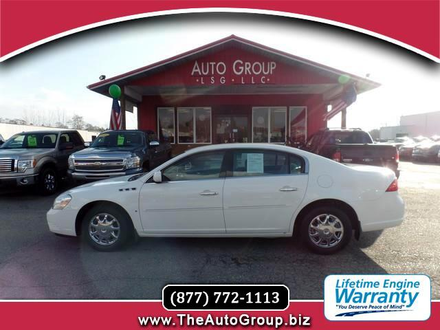 2008 Buick Lucerne Buick has really taken it to the next level with our Buick Lucerne The above an