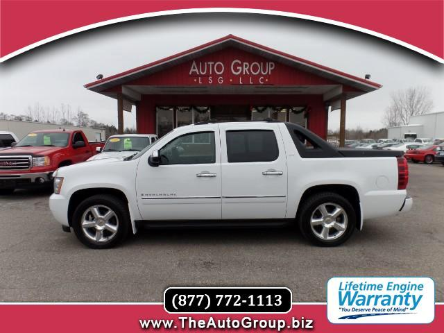 2009 Chevrolet Avalanche Our 2009 Chevrolet Avalanche LTZ 4X4 Crew Cab is full of luxury Under the