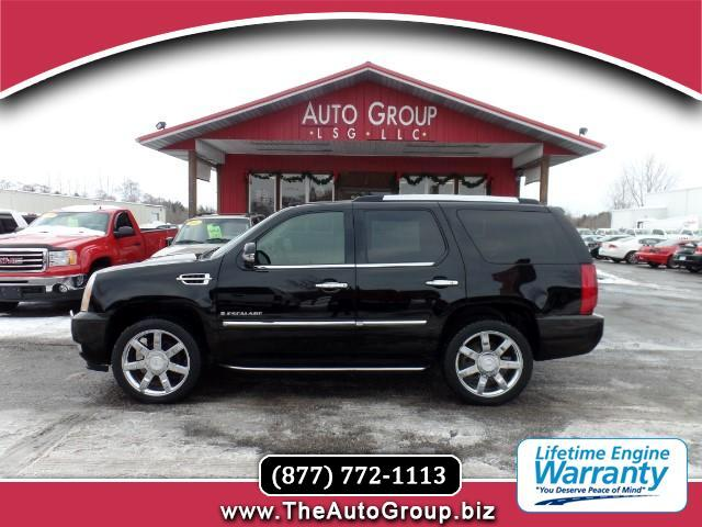2007 Cadillac Escalade Our 2007 Escalade understands its identity and makes no apologies for being