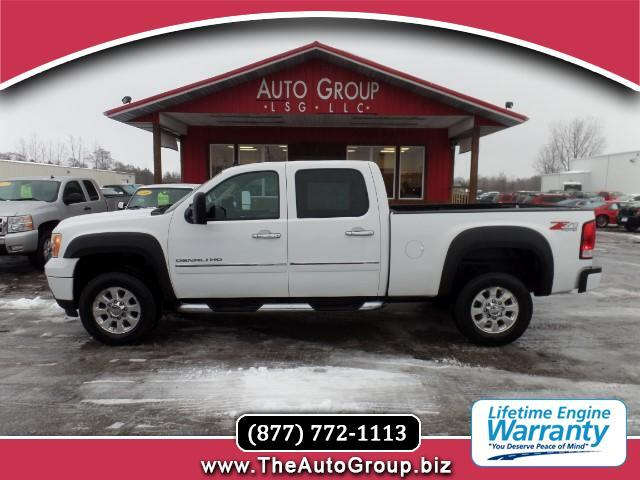 2012 GMC Sierra 2500HD Luxurious comfort and brawn are not mutually exclusive Our 2012 GMC Sierra