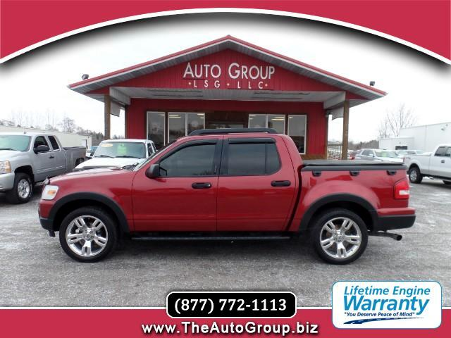 2007 Ford Explorer Sport Trac Ford changed almost everything about the Sport Trac for 2007 Essenti