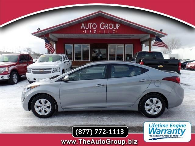 2016 Hyundai Elantra Better than ever for 2016 our Hyundai Elantra SE in Shimmering Silver offers b
