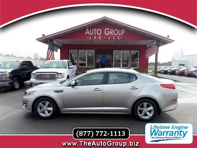 2014 Kia Optima Representing exceptional quality value and sporty sophistication our 2014 Kia Optim