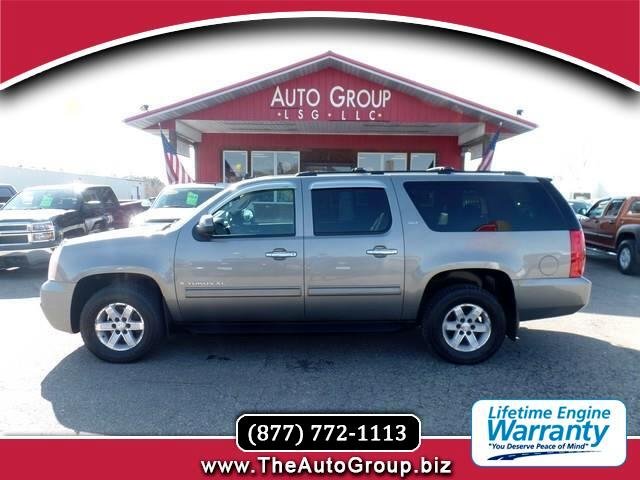2009 GMC Yukon XL Our 2009 Yukon XL SLT boasts a level of refinement that surpasses all your expect
