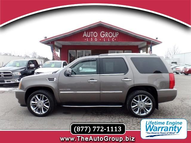 2011 Cadillac Escalade The 2011 Cadillac Escalade is the most luxurious and comfortable sports util