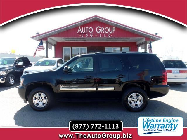 2007 Chevrolet Tahoe The Chevy Tahoe LT has been the best-selling vehicle in its category since 200