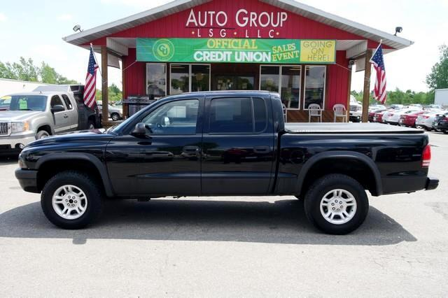 2003 Dodge Dakota Visit Auto Group Leasing online at wwwtheautogroupbiz to see more pictures of t