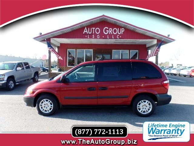 2006 Dodge Caravan This Dodge Caravan stands near the top of the pack in terms of value and versati