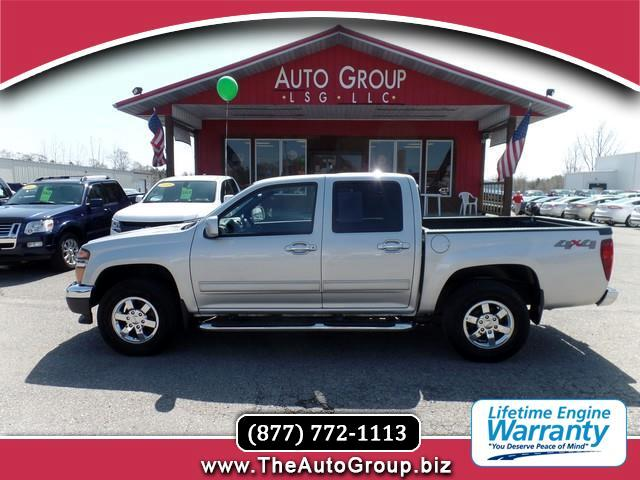 2011 GMC Canyon This 11 Canyon SLT is a comfortable compact truck that fits the bill for work or fo