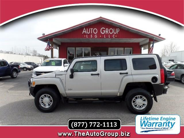 2007 HUMMER H3 Our 2007 Hummer H3 sports an in-line 5 cylinder with 242hp 37 liter that comes with