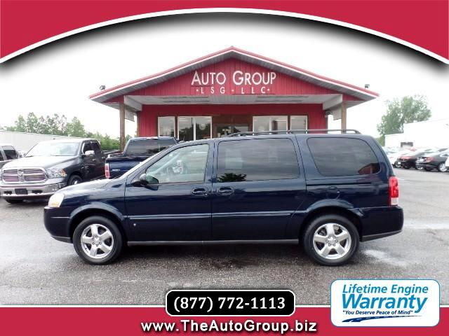 2007 Chevrolet Uplander Minivans don t typically enjoy a cool image Functional Certainly But the
