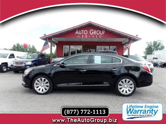 2016 Buick LaCrosse Leather Package AWD