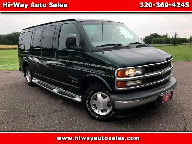 2001 Chevrolet Express 1500 LS