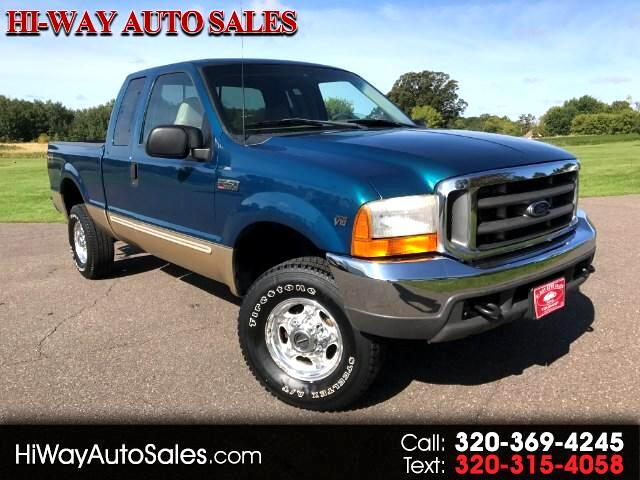 2000 Ford F-250 SD Lariat SuperCab 4WD