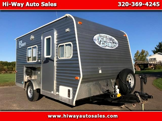 2012 Salem 180RT Ice Cabin