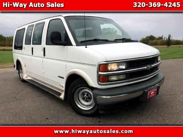 2000 Chevrolet Express 1500 Passenger