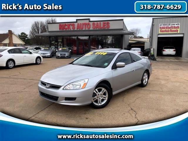 2007 Honda Accord EX coupe