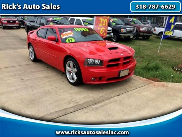 used 2007 dodge charger for sale in alexandria la 71303 rick 39 s auto sales. Black Bedroom Furniture Sets. Home Design Ideas