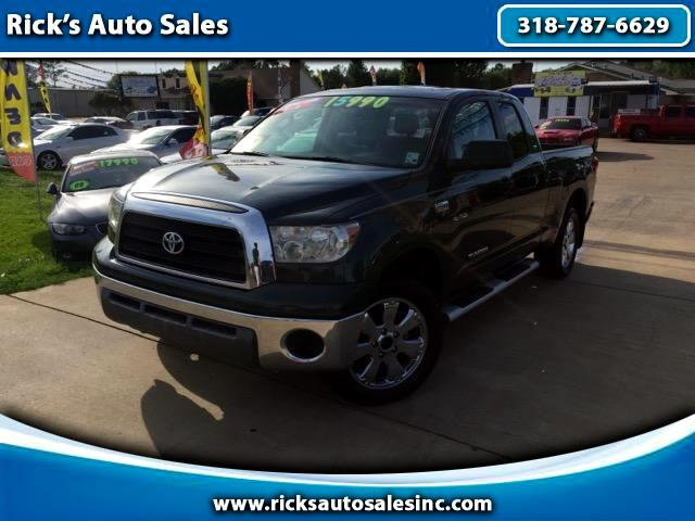 used 2007 toyota tundra for sale in alexandria la 71303 rick 39 s auto sales. Black Bedroom Furniture Sets. Home Design Ideas