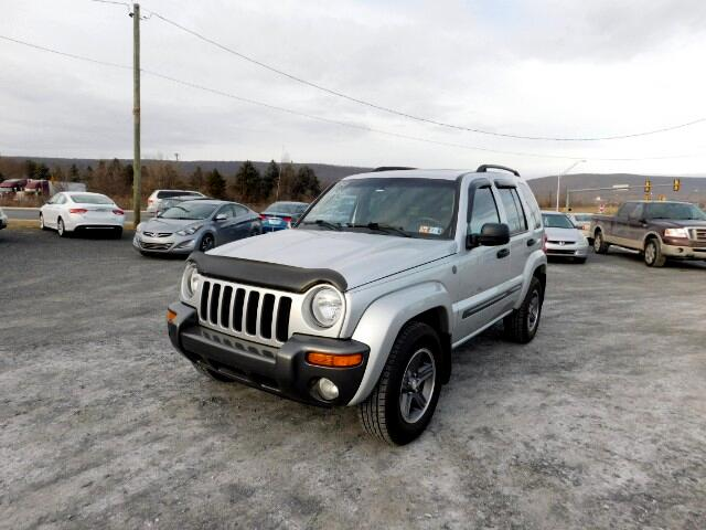 2004 Jeep Liberty Columbia Edition 4WD