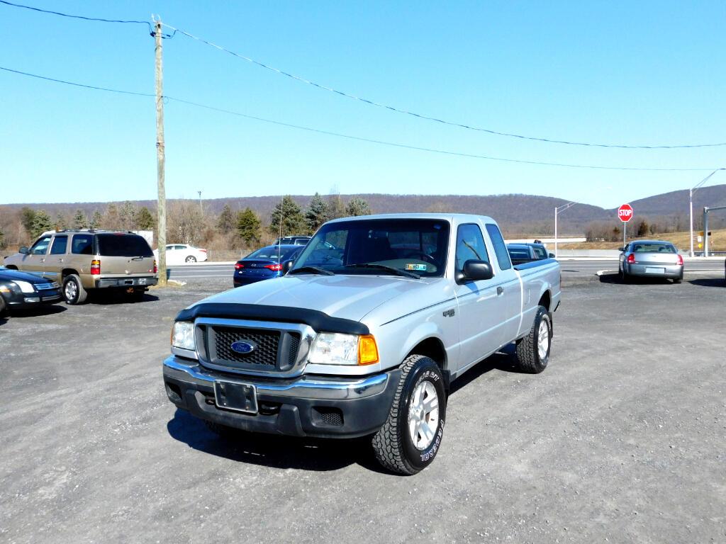 2004 Ford Ranger XLT Value SuperCab 4WD