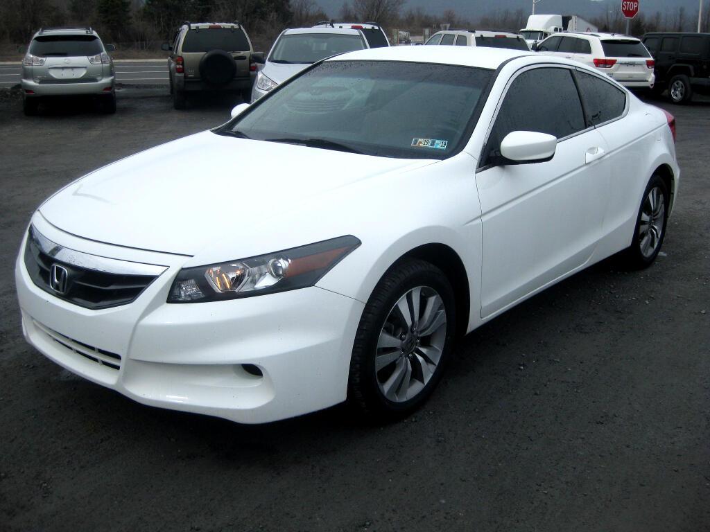 2012 Honda Accord LX coupe