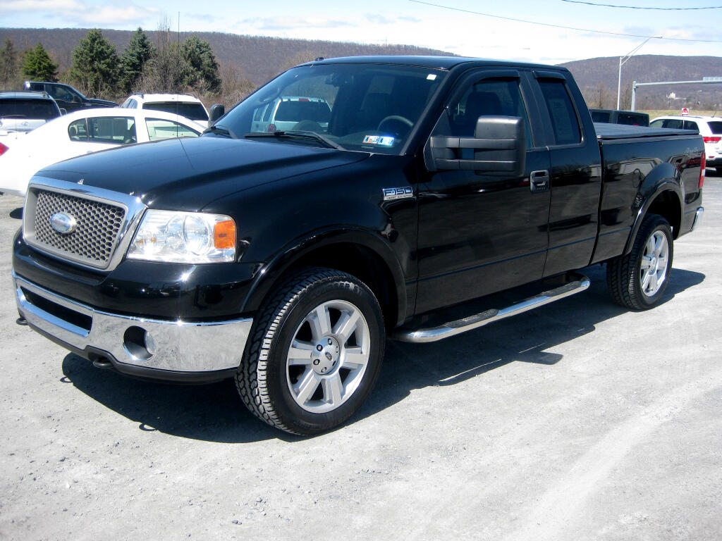 2007 Ford F-150 Lariat SuperCab 6.5-ft. 4WD