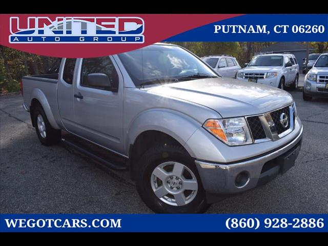 2006 Nissan Frontier Nismo King Cab V6 Auto 4WD