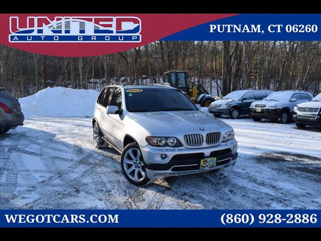 2004 BMW X5 X5 4dr AWD 4.8is