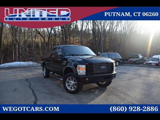 2009 Ford F-250 SD 4WD SuperCab 142' XLT