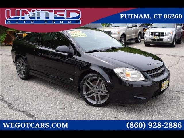 2008 Chevrolet Cobalt SS Supercharged Coupe