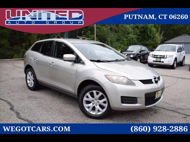 2008 Mazda CX-7 AWD 4dr Grand Touring