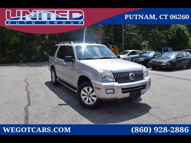 2006 Mercury Mountaineer 4dr Convenience AWD